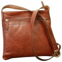 Genuine Leather Unisex Bag - TLB0691 - Luxury - Leather Bags Toscana