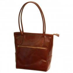 Sac Femme Cuir Véritable - TLB4089 - Luxury - Sacs Cuir Toscana