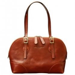 Genuine Leather Women Bag - TLB4090 - Luxury - Leather Bags Toscana
