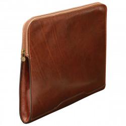 Portadocumenti Vera Pelle - TLB0092 - Luxury - Borse Pelle Toscana