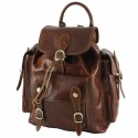 Leather Backpack - 0008 - Luxury