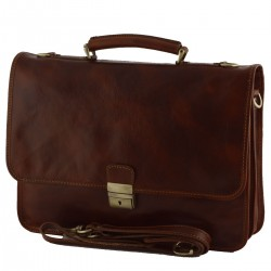 Cartable Cuir - 0010 - Luxury