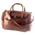 Leather Travel Bags - 0012 - Luxury