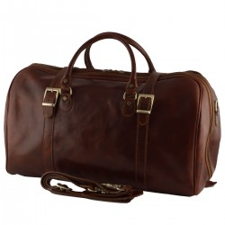 Borsa Viaggio in Pelle - 0004 - Grande - Luxury