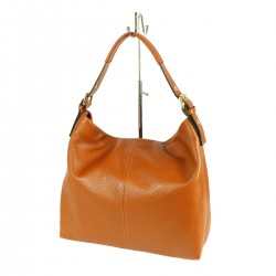 Leather Shopper Bag - 1081 - Genuine Leather Bags