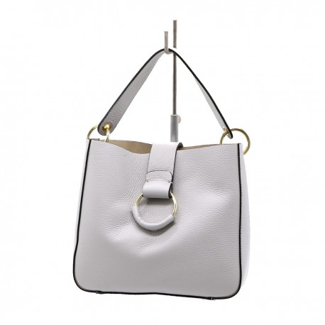 Leather Shoulder Bag - 1017 - Women Leather Bags