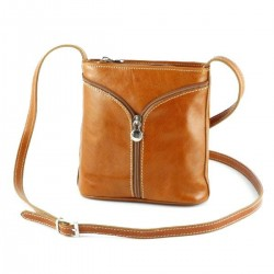 Unisex Leather Bags - 1088 - Genuine Leather Bag