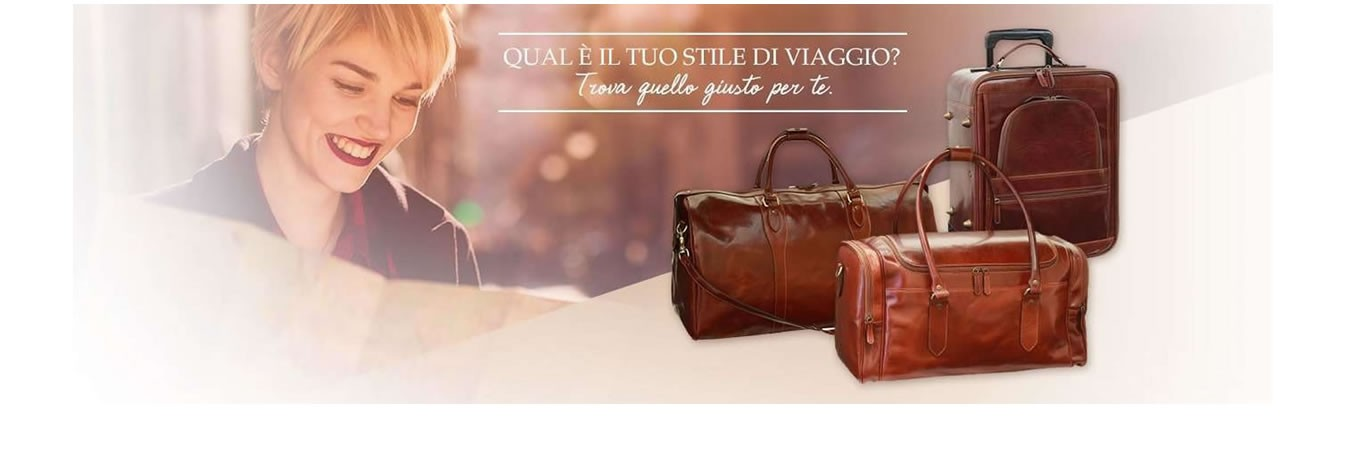 Toscana Luxury Leather Bags